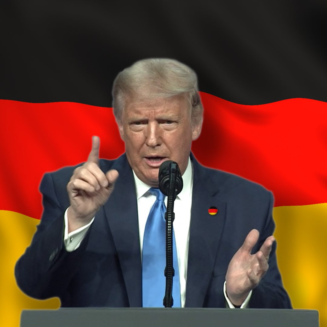 Wenn Donald Trump Bundeskanzler wäre ...