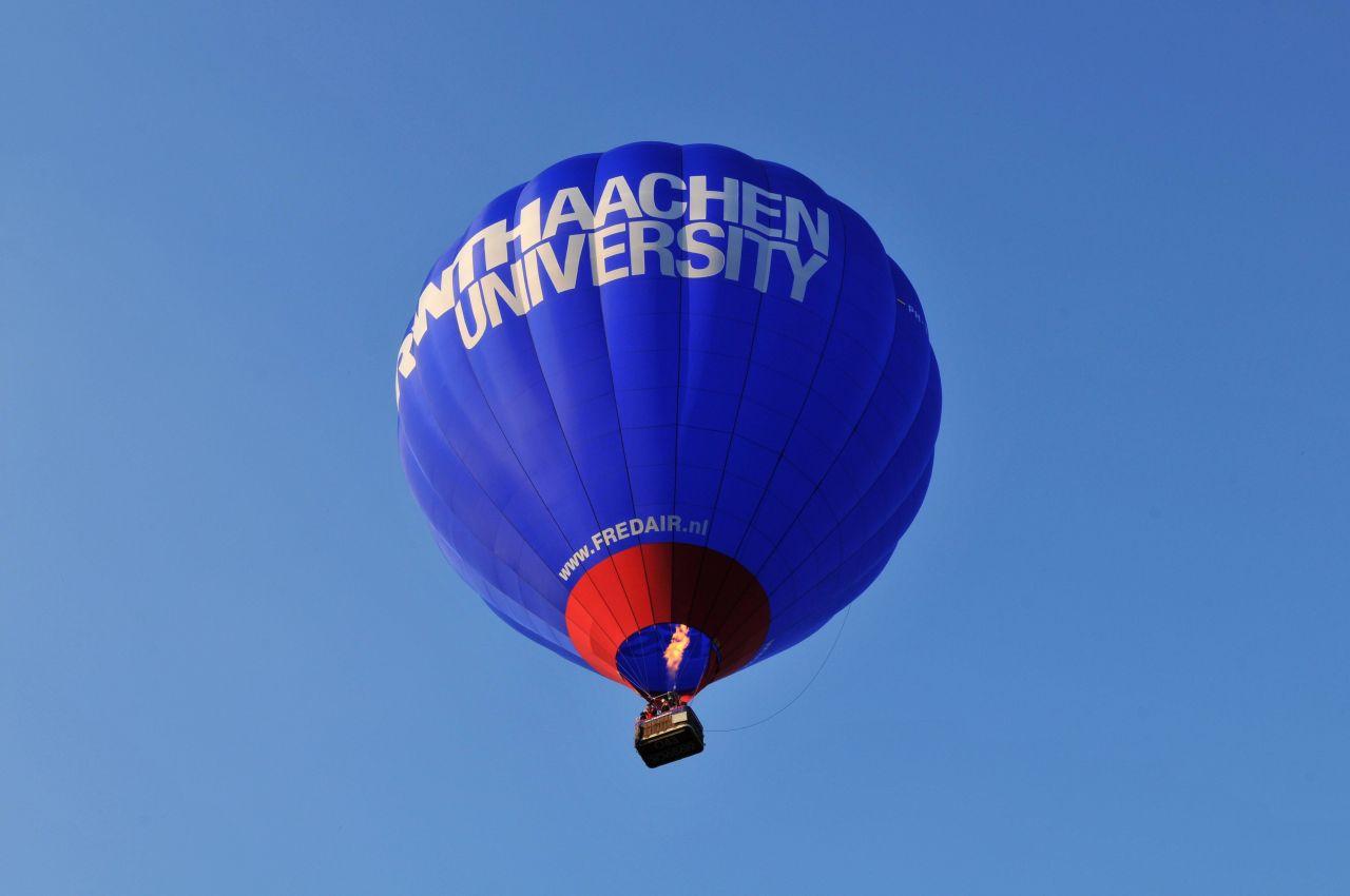 Ballone: Alleskönner der Lüfte