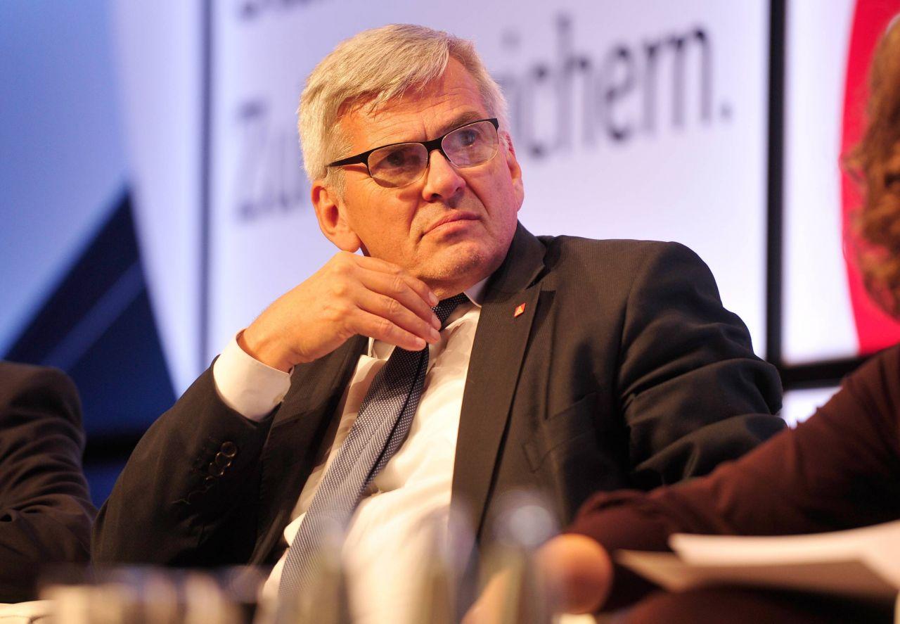 Jörg Hofmann, erster Vorsitzender der IG Metall.