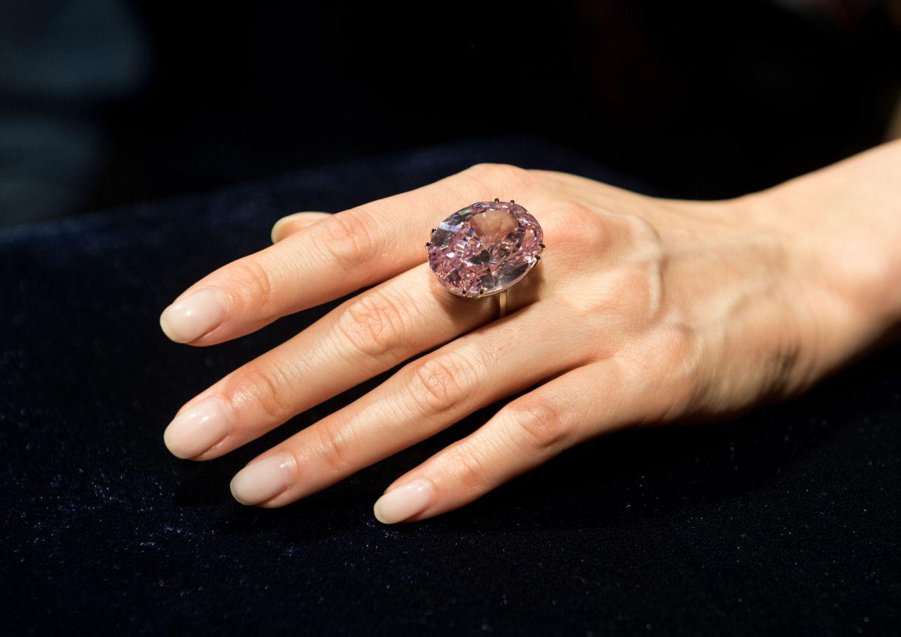 Pink Star Diamant