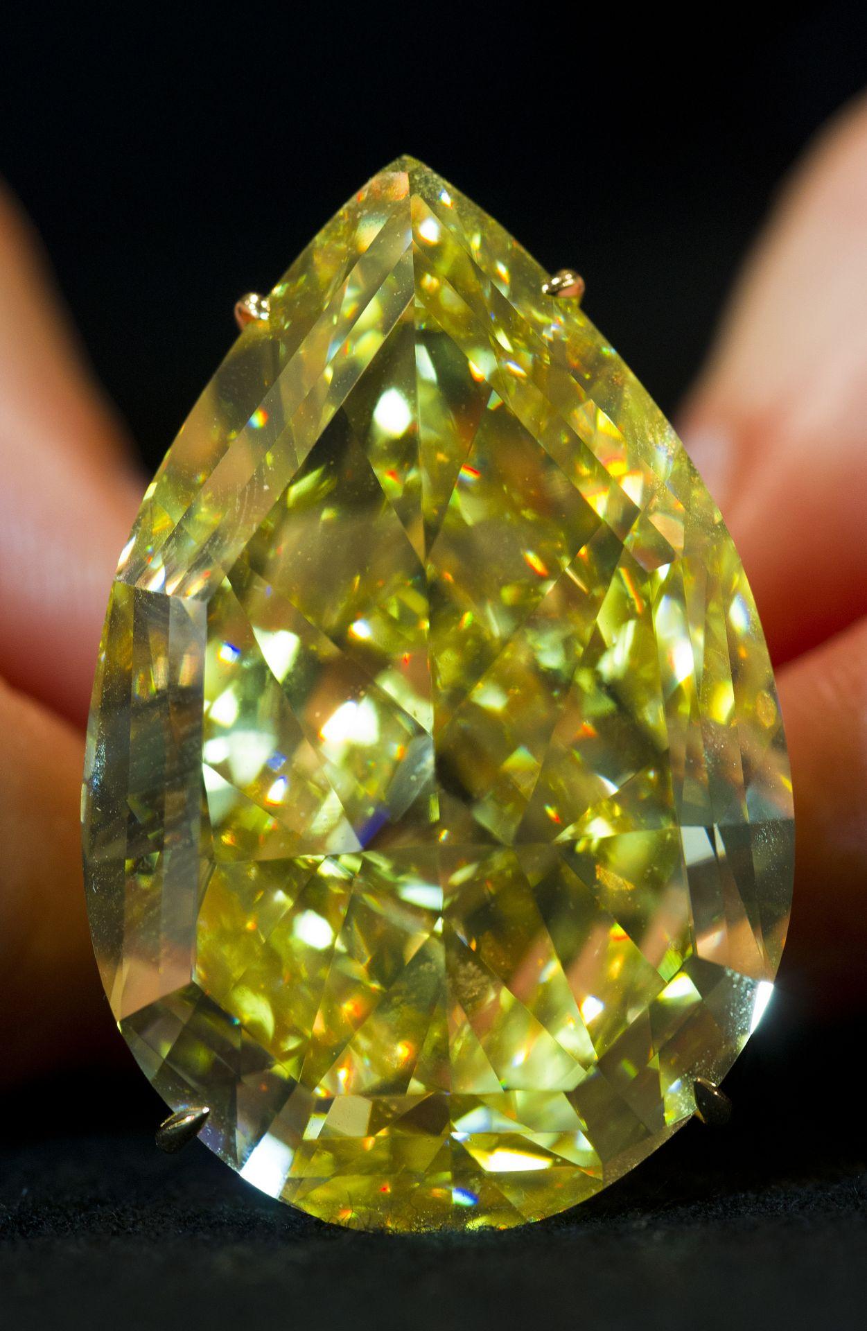Sun Drop Diamant