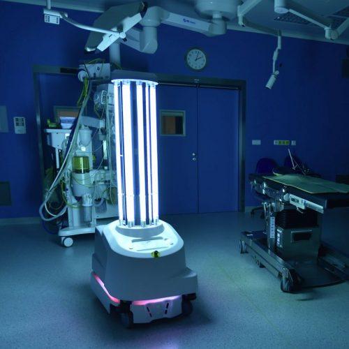 Operationssäle desinfizieren funktioniert auch mit UV-Licht. Wo es sonst zum Einsatz kommt, erfährst du auf dieser Seite.
