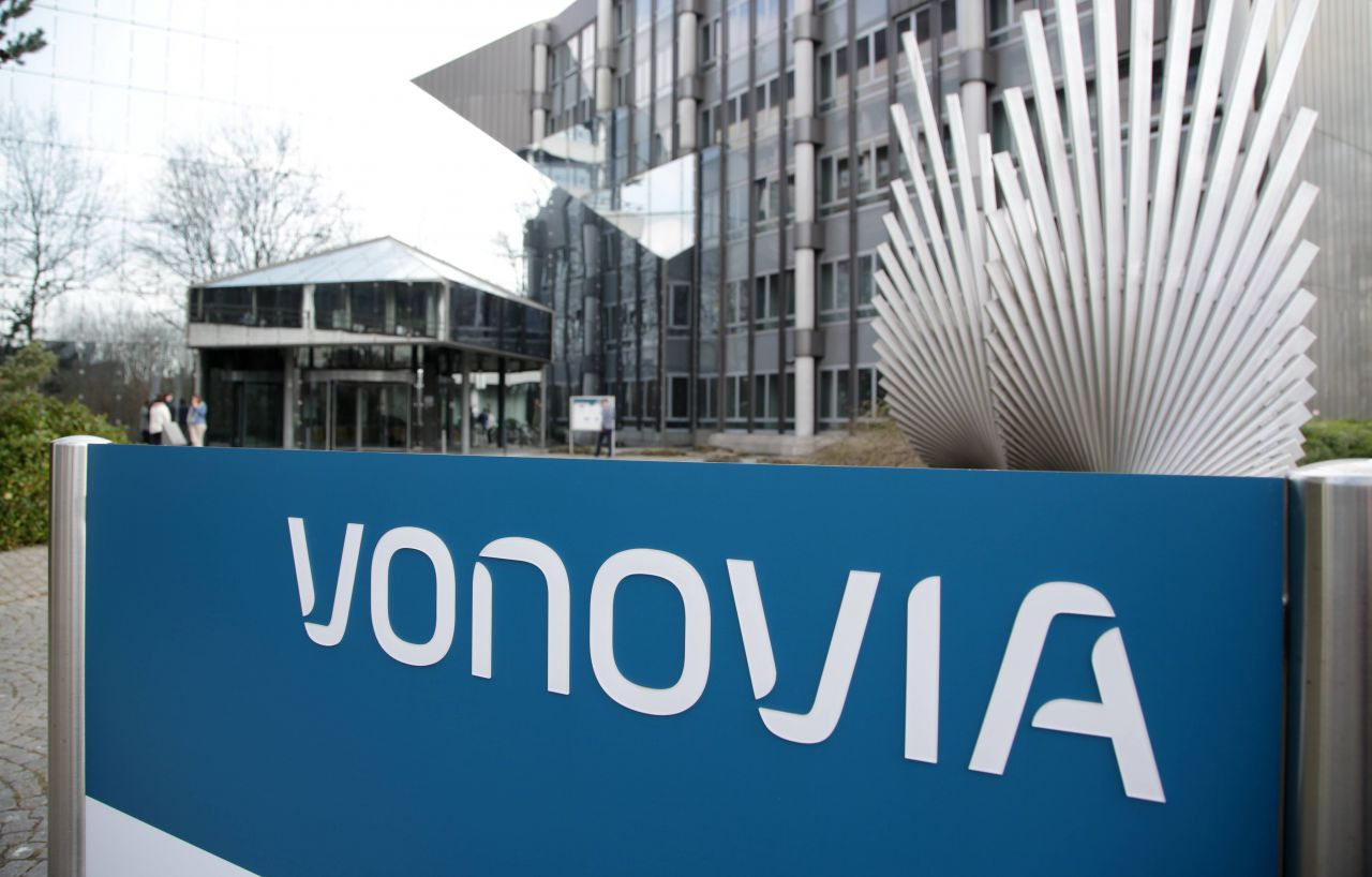 BlackRock ist an der Wohnungsbaufirma Vonovia beteiligt.