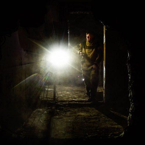 Die Tunnel von Wladiwostok sind genau der richtige Ort für Dark Tourists.