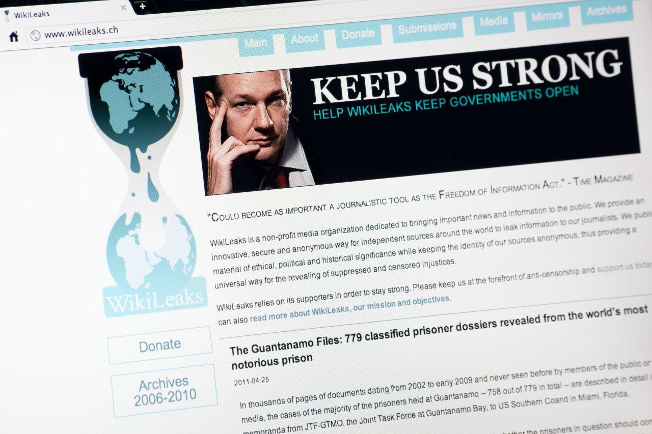 Die Enthüllungsplattform steht für investigativen Journalismus.