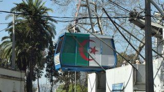 Die Seilbahn in Algeriens Hauptstadt Algier fährt seit 1956.