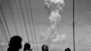 Atomtests im Bikini-Atoll
