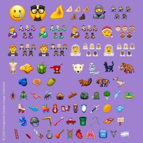 Viele neue Emojis warten! Noch 2020 erscheinen neue Smileys und Co. - und auch für 2021 und 2022 wurden neue Emojis für mehr Diversität und Vielfalt entwickelt.