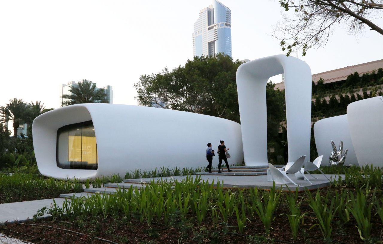 3D-Haus Dubai 2016