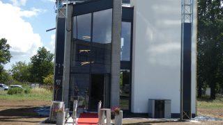 3D-Haus Belgien, Antwerpen