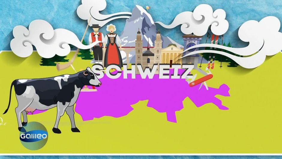 5 Dinge, ohne die ein Schweizer nicht leben kann