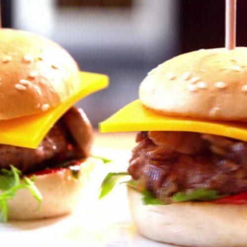Mini-Burger zum Selbermachen