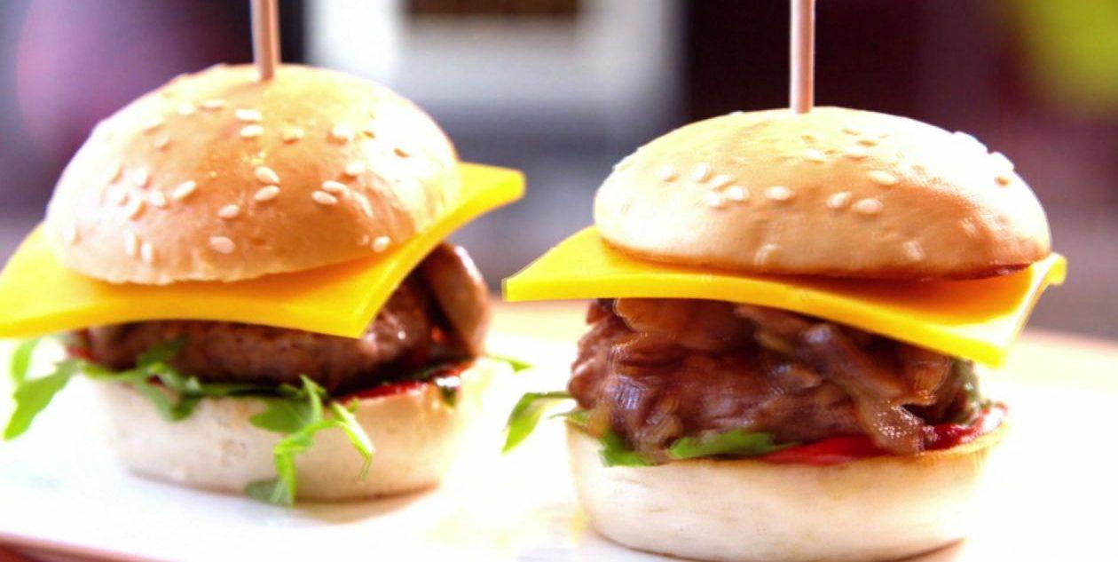 DIY-Fingerfood: Mach Sommerrollen, Chickenfingers und Mini-Burger selbst