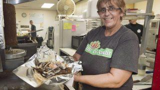 Halifax Donair mit Rindfleisch
