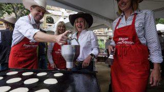 Kanadische Pancakes