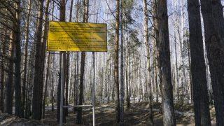 Atomkraftwerk Majak ind Russland