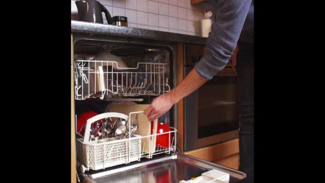 Aimans Antwort: Warum trocknet Plastik nicht in der Spülmaschine? - 10s
