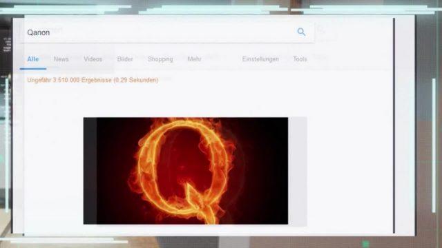 Bizarre Verschwörungstheorien: Wer oder was ist Q Anon?