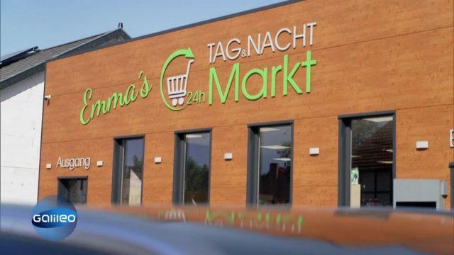 Deutschlands erster digitaler Supermarkt ohne Personal