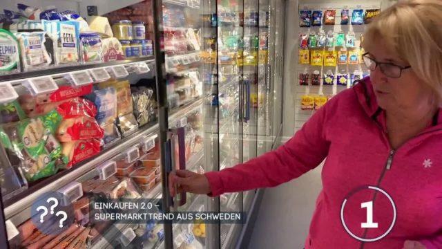 Einkaufen ohne Personal: Der neue Supermarkt-Trend in Schweden