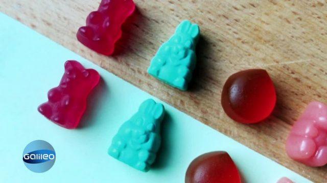 G-Testet: Gummibärchen für die Gesundheit