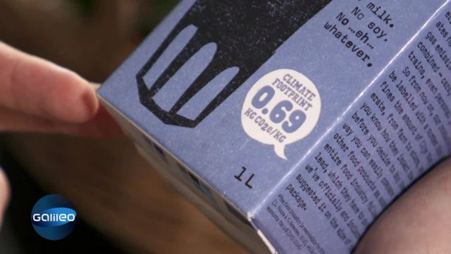 G-klärt: Was bringt CO2-Werbung für Lebensmittel?
