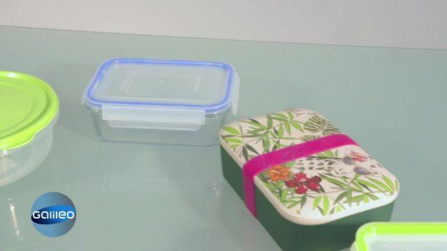 Glas, Plastik oder Bambus: Welche Frischhalteboxen sind die besten?