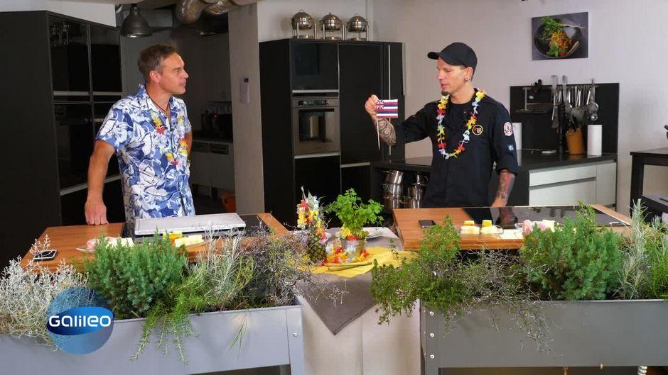 Hawaii-Feeling in der Küche: Welche Tricks und Gadgets dabei helfen