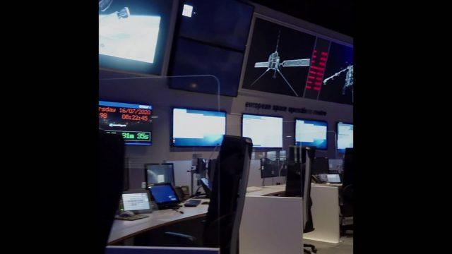 HiddenHeroes: Satellitensteuerung - 10s