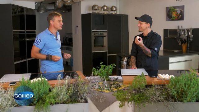 Kitchen Moves: Fingerfood