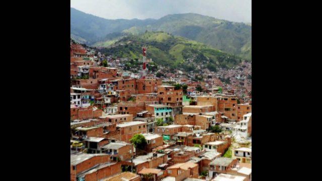 Medellin: Zu Besuch in der ehemals gefährlichsten Stadt der Welt - 10s