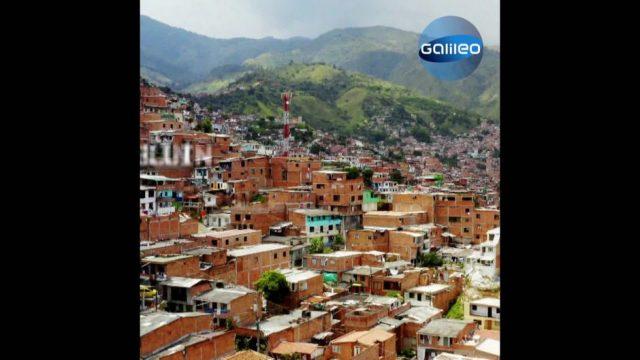 Medellin: Zu Besuch in der ehemals gefährlichsten Stadt der Welt
