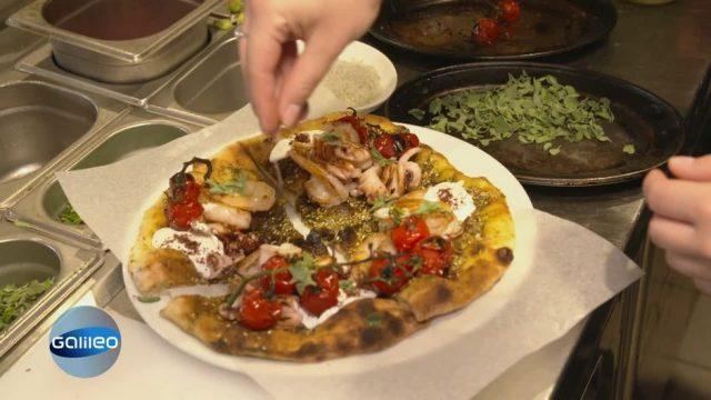 Pizza aus Israel und Rom: Wie schmecken Manakish und Pinsa?