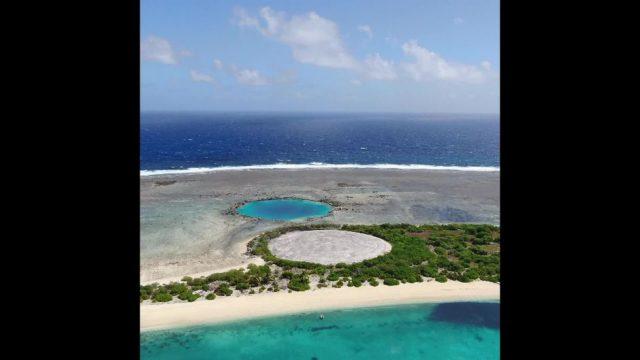 Runit Dome: Marode Atommüll-Deponie im Pazifik 10s