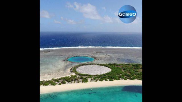 Runit Dome: Marode Atommüll-Deponie im Pazifik