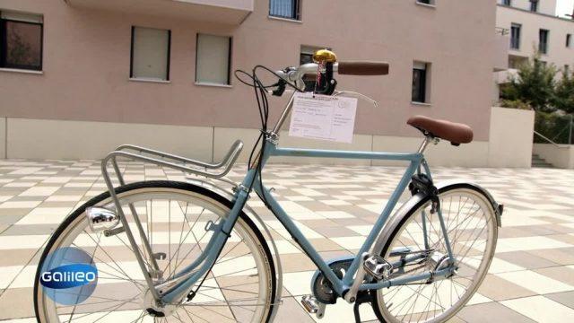 Vom Schrottrad zum schicken Stadtrad: Wie eine Firma alte Bikes recyled