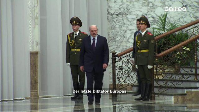 Wer ist eigentlich Lukaschenko?