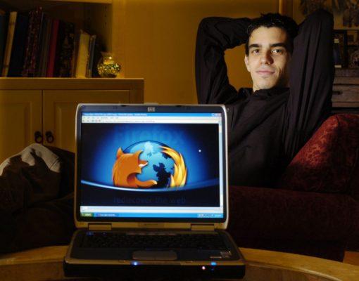 Der Mitgründer von Mozilla Firefox Blake Ross lebt mit Aphantasie.