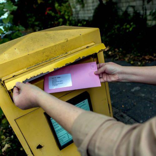 Briefwahl Deutschland