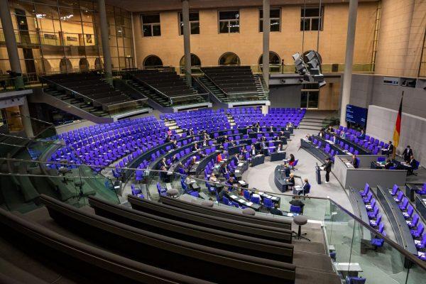 Bundestag Sitzordnung