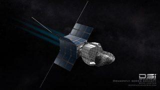 Asteroiden-Fänger: Bergbau-Roboter von Deep Space Industries