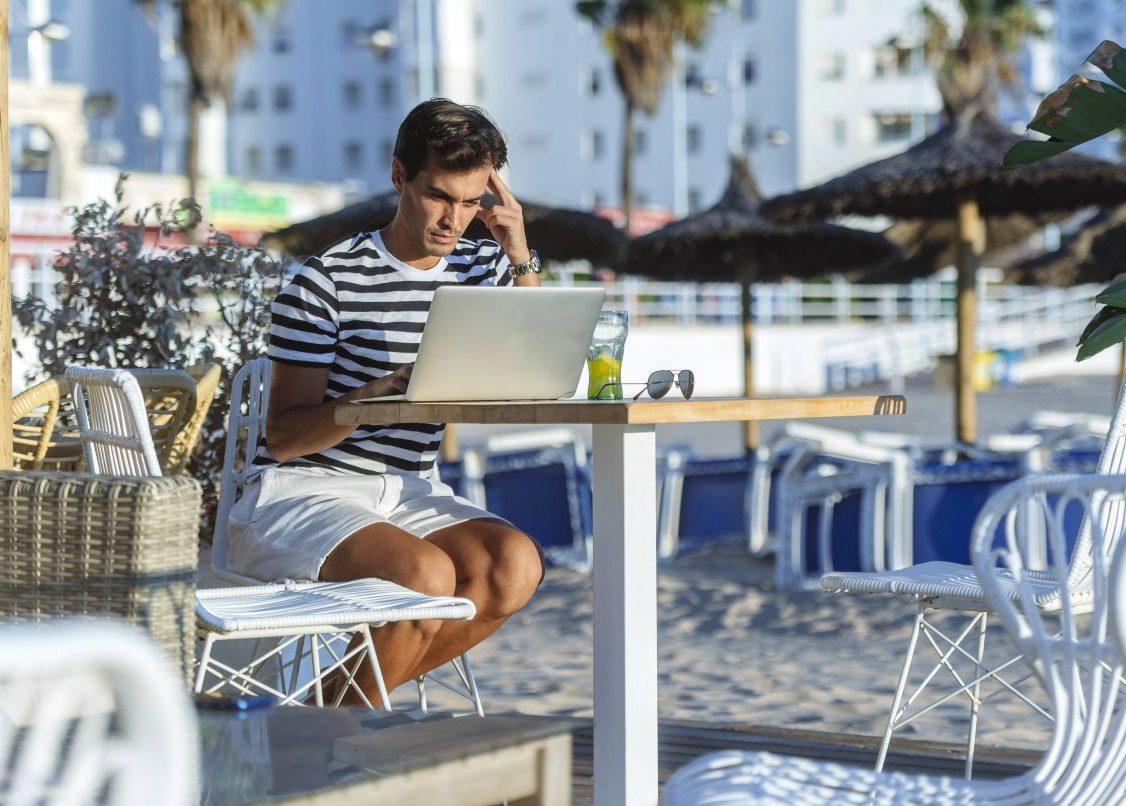 Arbeiten, wo es dir gefällt: Der Lifestyle der digitalen Nomaden