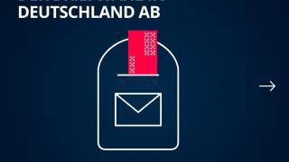 Ablauf Briefwahl Deutschland