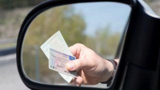 Ausweiskontrolle