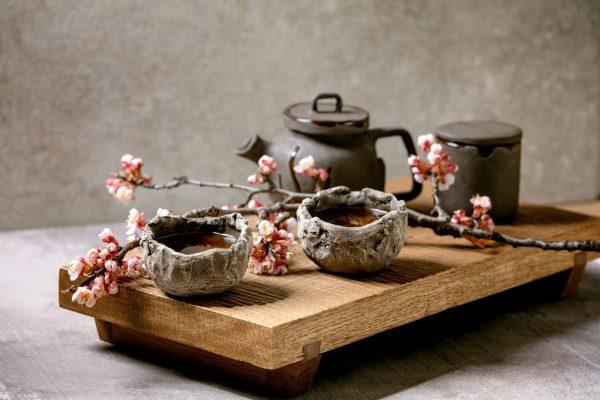 Japanische Teetradition