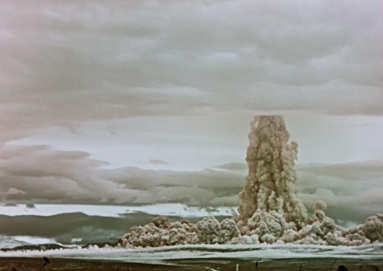 Größte Atombombe aller Zeiten