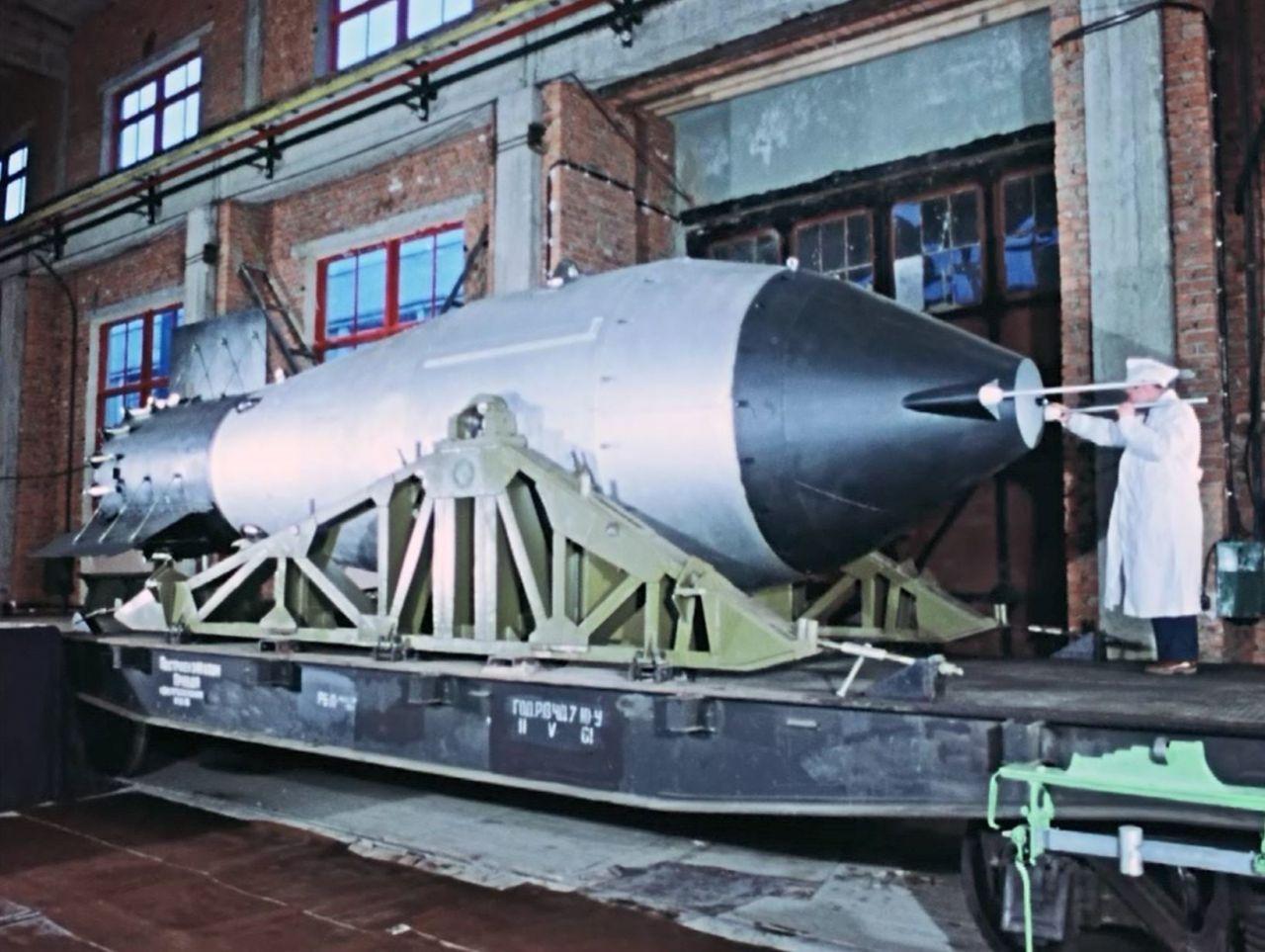 Größte Bombe aller Zeiten