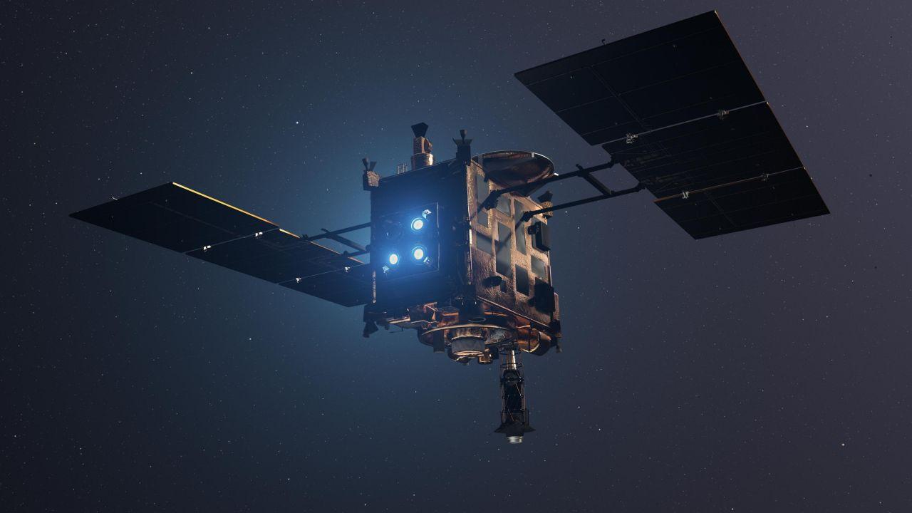 Hayabusa-2-Sonde