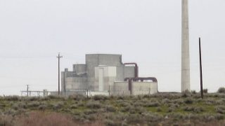 Hanford Nuclear Reservation Site