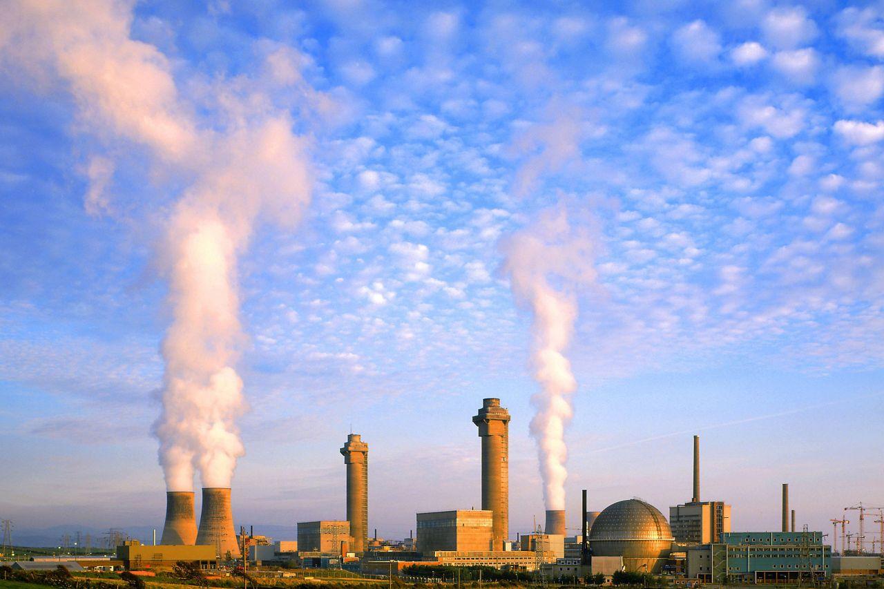 Sellafield Kraftwerk in Großbritannien